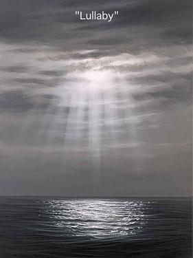 Walfrido Garcia Art Lullaby at Wyland Gallery Sarasota