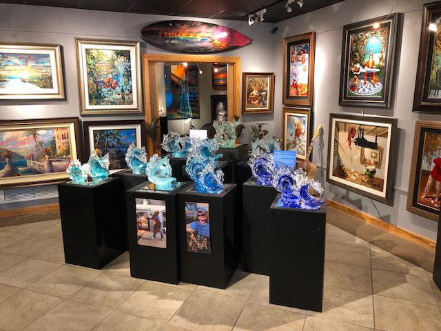 Wyland Gallery Sarasota - Art Gallery St. Armand's Circle
