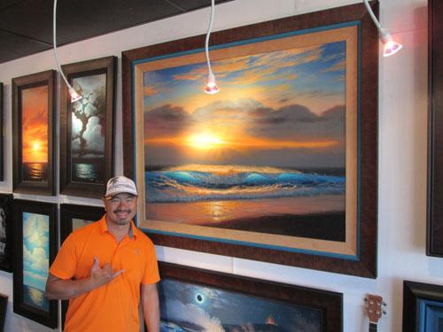 Walfrido Garcia - Wyland Gallery Sarasota