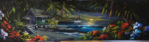 Steve Barton Art at Wyland Galleries of the Florida Keys
