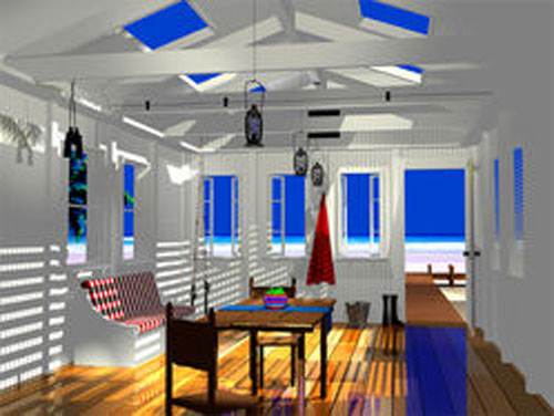 the_white_cabin