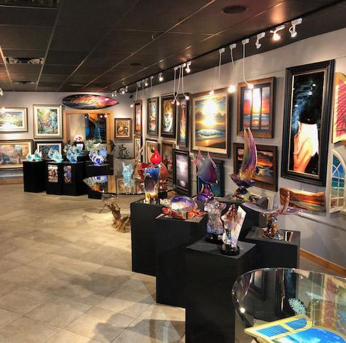 Wyland Gallery Sarasota Collector's Program
